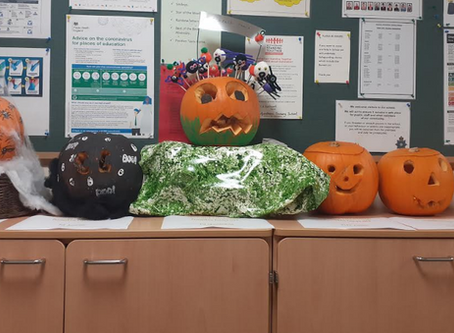 The Great Fitzwilliam Pumpkin Carve Off - EYFS and KS1