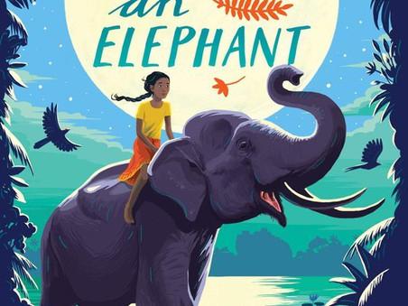 Oh wow! Read - or listen to the audio book - The Girl Who Stole an Elephant by Nizrana Farook