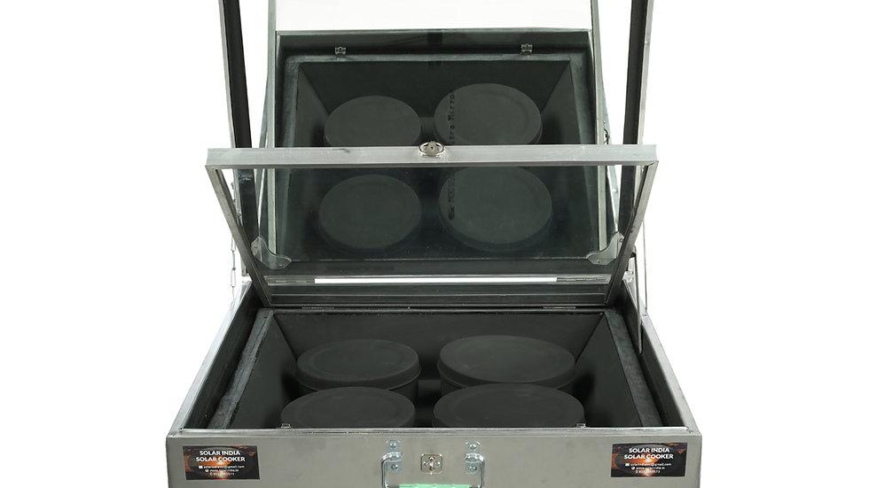 Solar Box Type Cooker 24x24x8 Inch