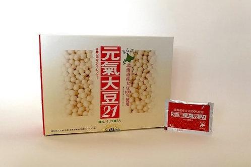 【定価】元氣大豆21(顆粒)