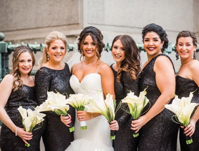 Lauren's Bridal Party