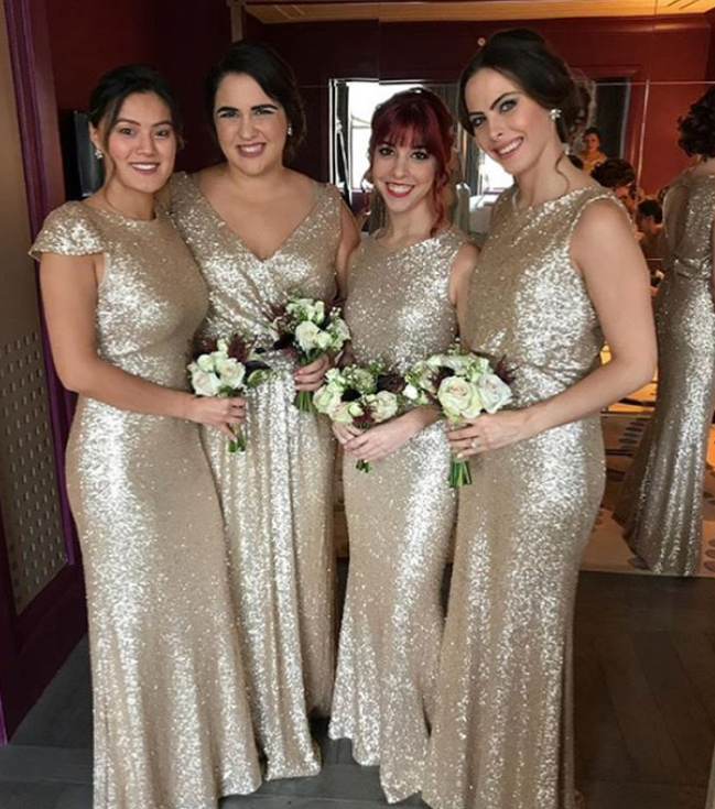 Lindsay's Bridal Party