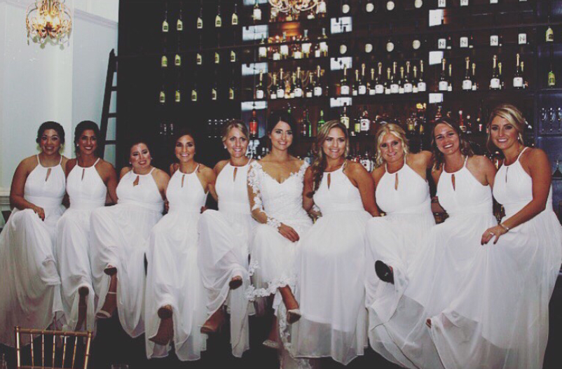Brittany's Bridal Party
