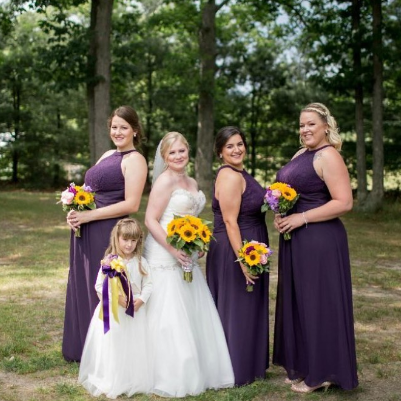 Dottie's Bridal Party
