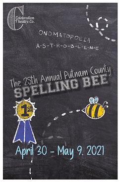 Spelling Bee Playbill