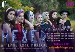 Hexed! A Femme Rock Musical