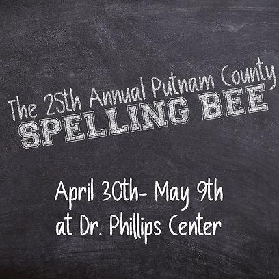 Spelling Bee Tickets