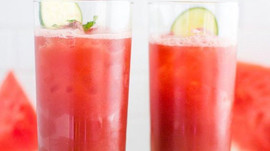 Watermelon Juice: About the Benefits