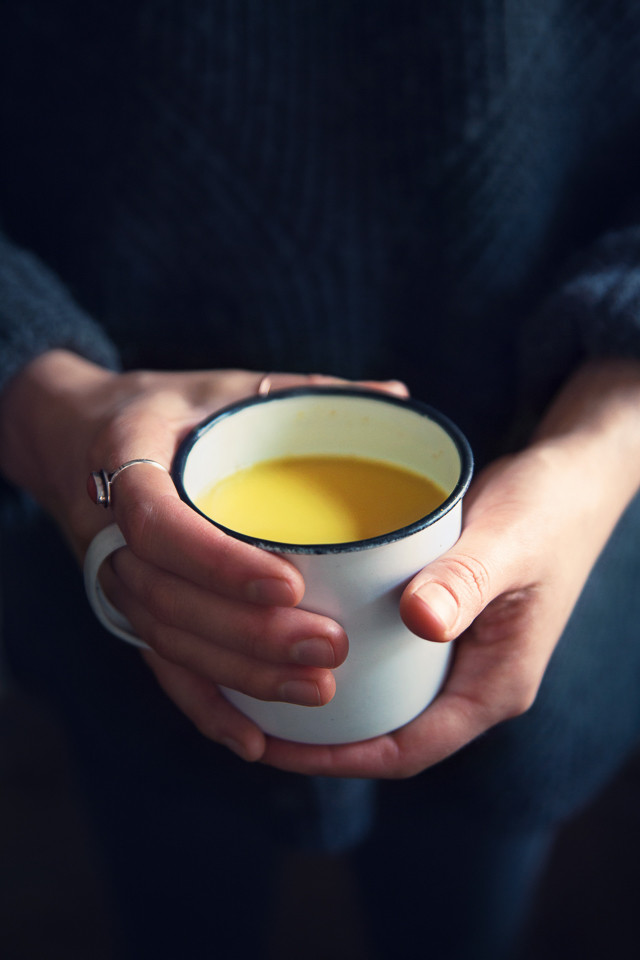 Golden Cashew Milk