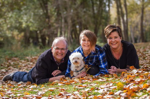 Group photos, family