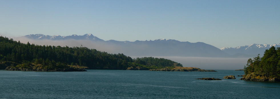 West Coast, Vancouver Island