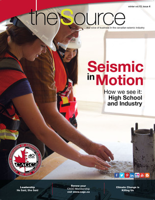 seismic industry publication