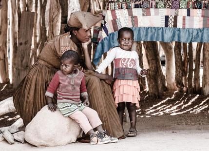 Herero tribe, Namibia