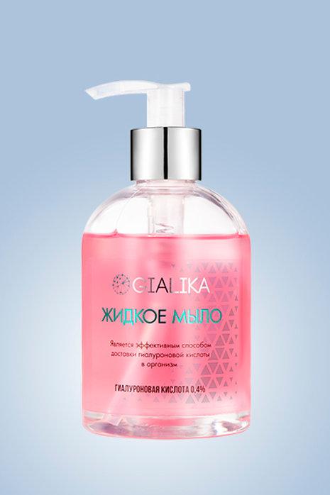 Жидкое мыло Гиалика