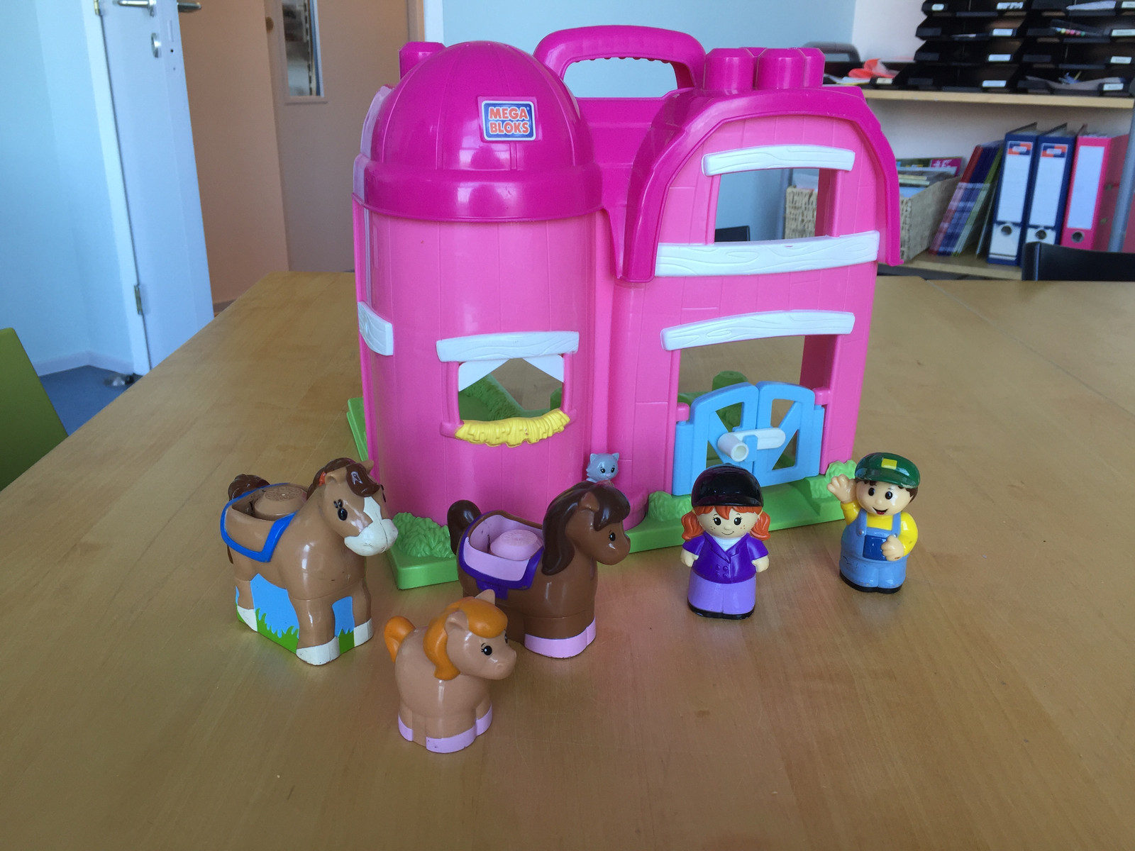 Mega Bloks Tafel : ≥ sets mega bloks firts builders speeltafel prinses