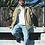 Thumbnail: KHAKI RALPH LAUREN HARRINTON JACKET (XL)