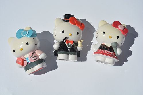 SANRIO 07' HELLO KITTY FIGGURES