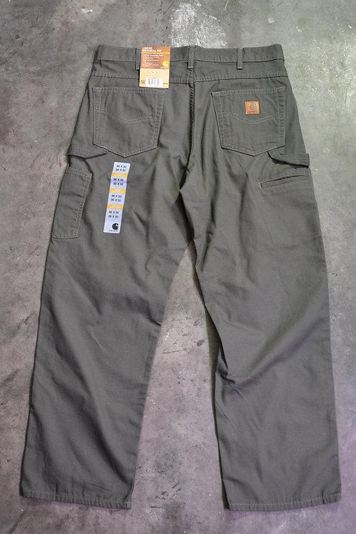 DS* CARHARTT FOREST CARPENTER PANTS (36X30)