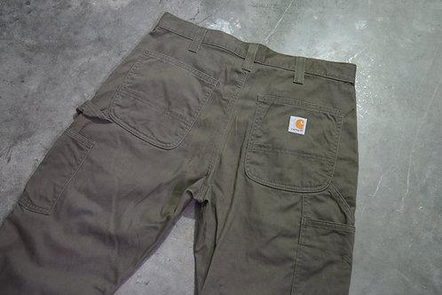 CARHARTT FOREST CARPENTER PANTS (34X30)