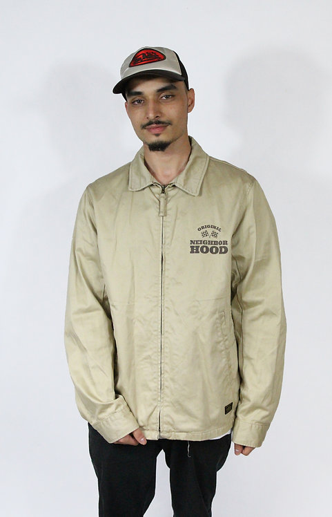 NEIGHBORHOOD KENDALL WORK JACKET (XL)