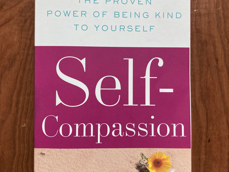 Book Review: Self Compassion