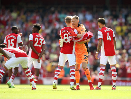 Player Ratings as Arsenal Squeeze Past Tough Norwich Side