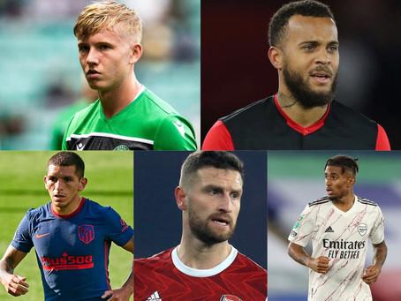 Rob's Round-up: Doig, Bertrand, Torreira - Weekly Transfer Update #4