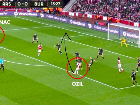 Appreciating the Artistry of Mesut Ozil: The German's best Arsenal passes