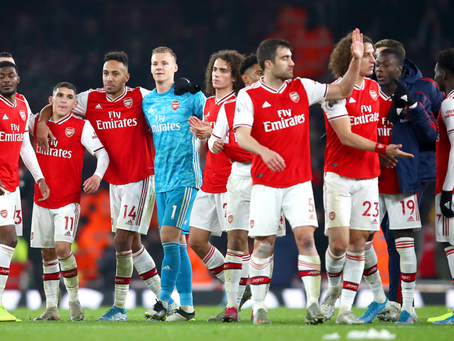 Would Arsenal be sufferers or beneficiaries from the possibly congested Premier League schedule?