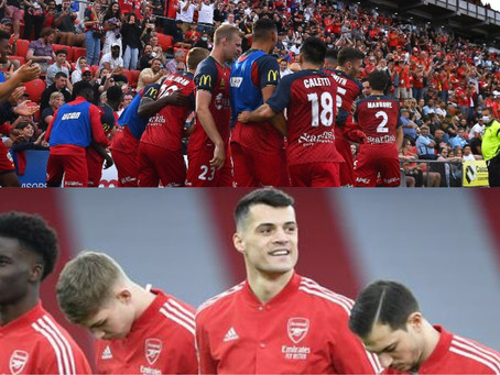 Two clubs, 16,000 kilometres apart: Supporting Arsenal & Adelaide United