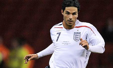 What if Arteta had represented England at international level?