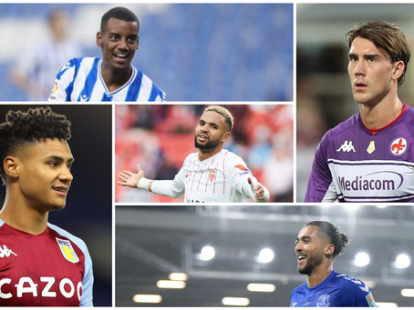 Ranking Arsenal's Rumoured Options for a New Striker