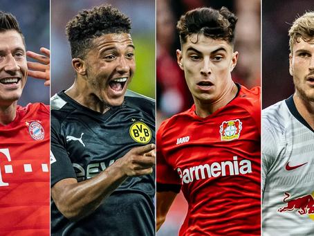 Finton's Frolic: Who should Arsenal fans support upon the Bundesliga's Return?