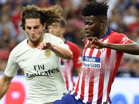 Finton's Frolic: Adrien Rabiot and Thomas Partey- the ultimate but unrealistic midfield dream