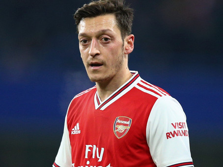 Mesut Ozil's refusal to accept wage cuts is a result of his superior social conscience