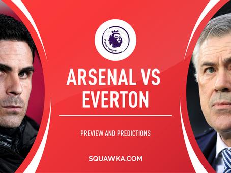 Arsenal vs Everton: The Preview