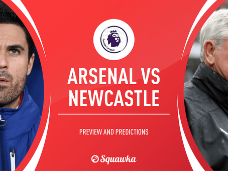 Arsenal vs Newcastle: The Preview