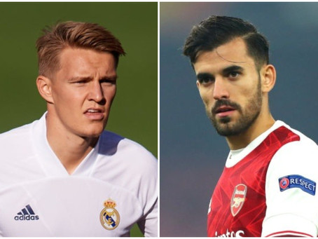 A tale of two loanees: Why has it worked for Martin Odegaard at Arsenal but not Dani Ceballos?