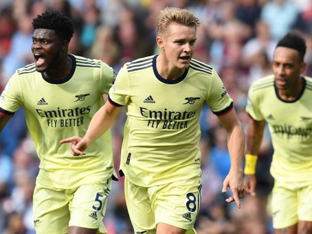 How Arsenal edged past Burnley- Tactical Points