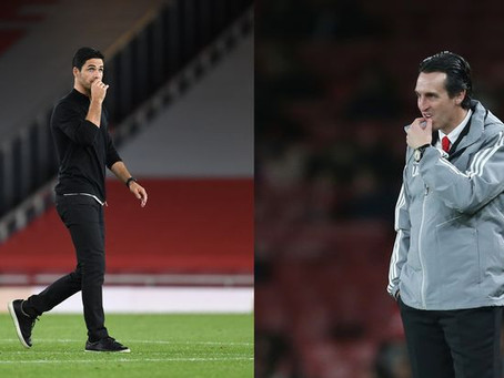 Finton's Frolic: Wanna be Humiliated by Unai Emery, Or Manchester United?