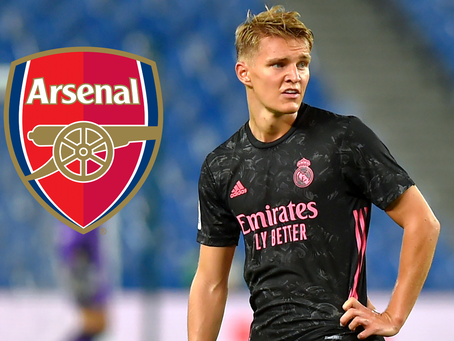 A Look at What Martin Odegaard will Bring to Arsenal