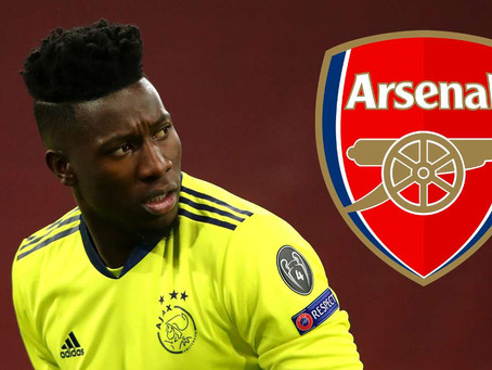 Andre Onana to Arsenal - A Signing Which Makes Too Much Sense