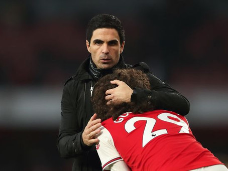 """What next for Matteo Guendouzi after the reported """"bust-up"""" with Arteta?"""