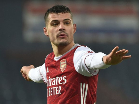 Finton's Frolic: If Granit Xhaka is Essential, You Have a F****** Problem