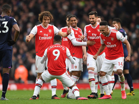 VAR to the rescue as Gunners survive West Ham hammering to secure all three points