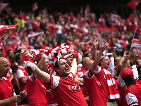 Arsenal's Europa League Fanbase Needs to Temper their UCL Expectations