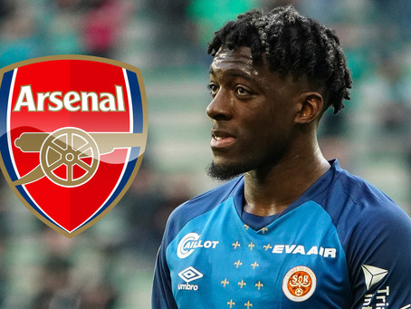 Axel Disasi: An in depth look at the Arsenal target