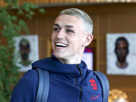 Finton's Frolic: International Special #1 - Phil Foden's Barber Must be Stopped