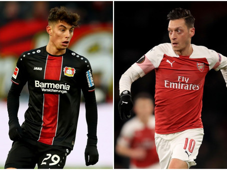 Kai Havertz: The ideal but impossible to attain Ozil replacement