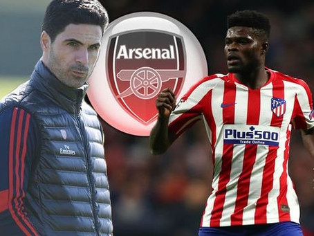 Why Thomas Partey would represent a PHENOMENAL signing